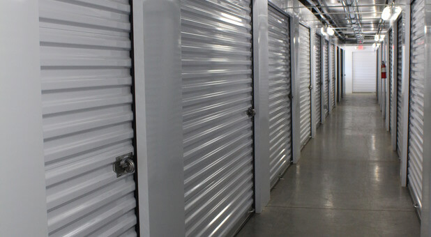 Asheville Storage NC - Climate Controlled Storage Units Hallway